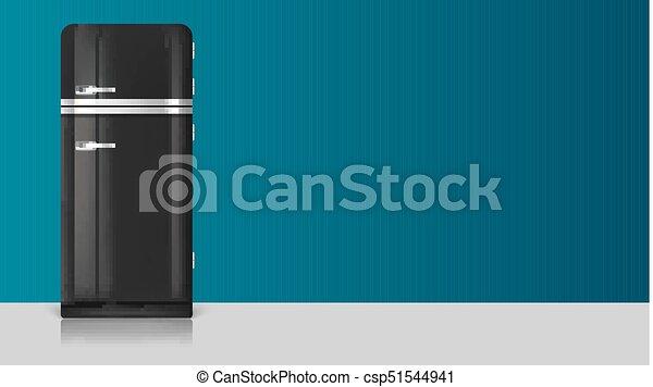 Kühlschrank Retro : ▷ retro kühlschränke führen einen hauch nostalgie in die küche ein