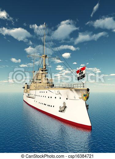 SMS Scharnhorst - csp16384721