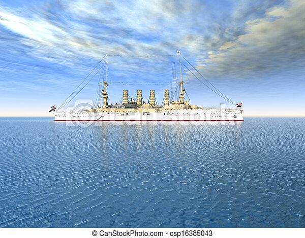 SMS Scharnhorst - csp16385043