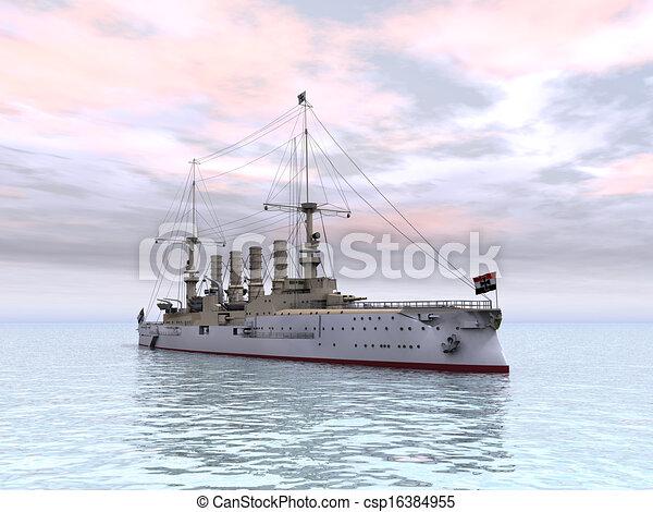 SMS Scharnhorst - csp16384955