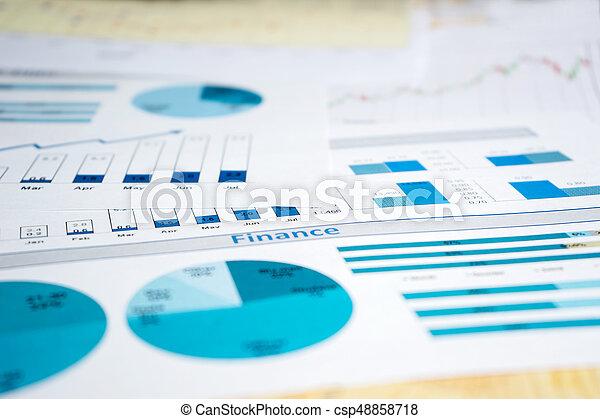 Grafiken und Diagramme - csp48858718