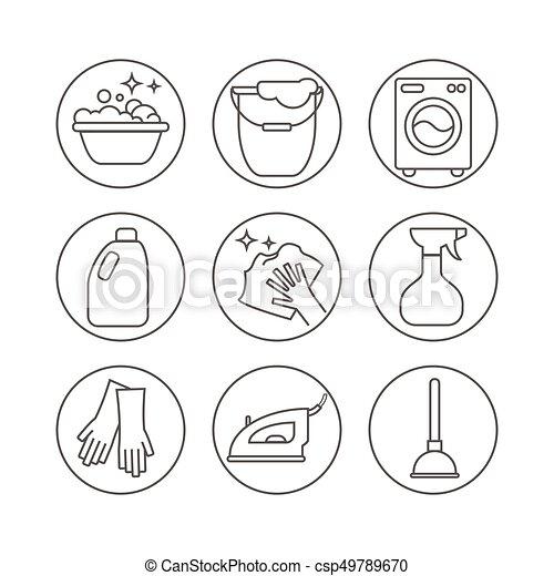 schaufel service haus waschen zeichen schilder. Black Bedroom Furniture Sets. Home Design Ideas