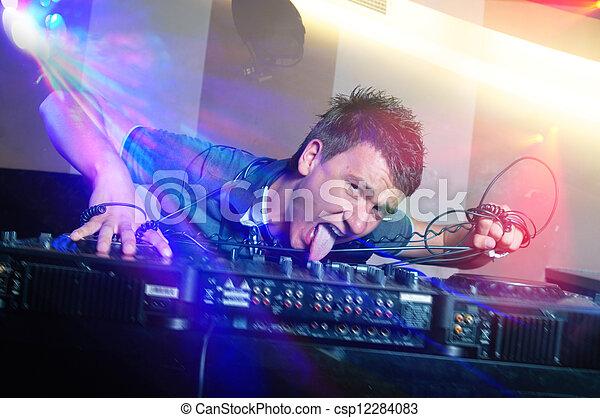 Arbeit Im Nachtclub
