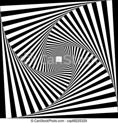 schild, tridimensional, pseudo, achtergrond, illusie, arabesk, trap, transparant - csp68225329