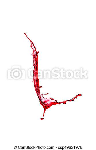 Schizzo Vino Rosso Bianco Schizzo Sfondo Rosso Vino