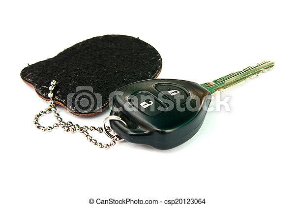 schlüssel, auto - csp20123064
