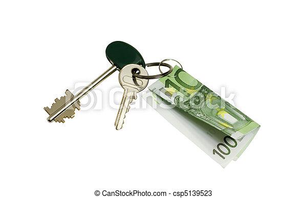 schlüssel, meister, universal - csp5139523