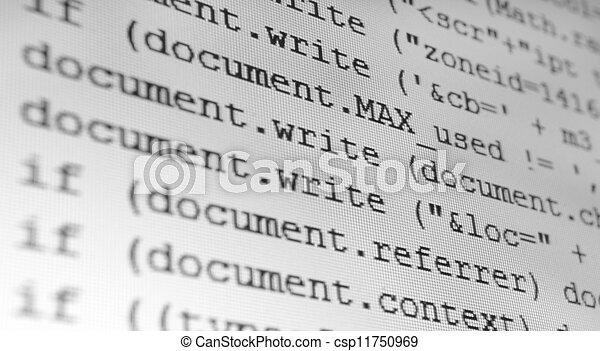 Software-Code schließen - csp11750969