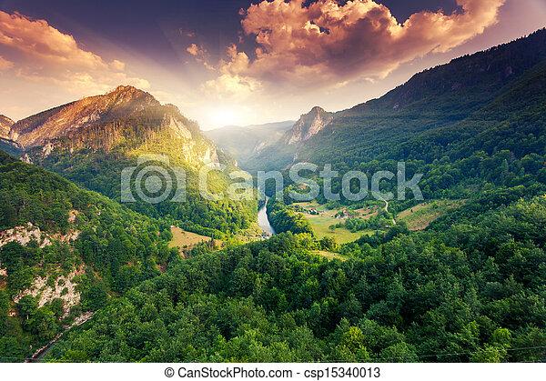Canyon - csp15340013