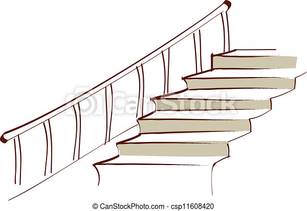 schody - csp11608420