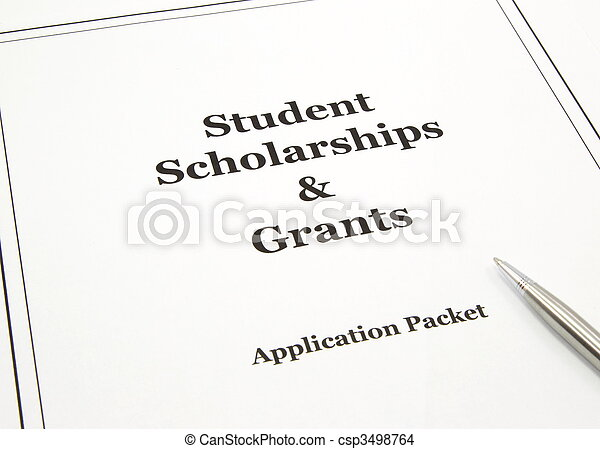 Scholarship and Grants Application Packet - csp3498764