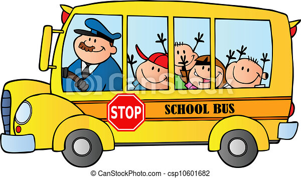 driver illustrations and clip art 161 815 driver royalty free rh canstockphoto com clip art school bus with kids clipart school bus free