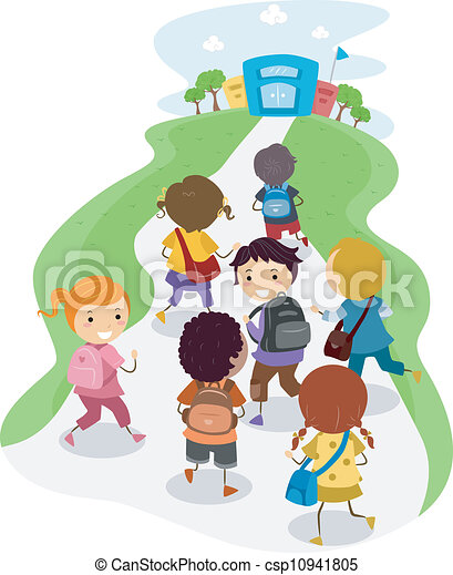 school children illustrations and clipart 91 256 school children rh canstockphoto com goodbye school children's clipart clipart children at school