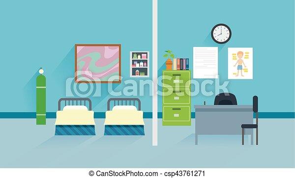 Clinic Clipart