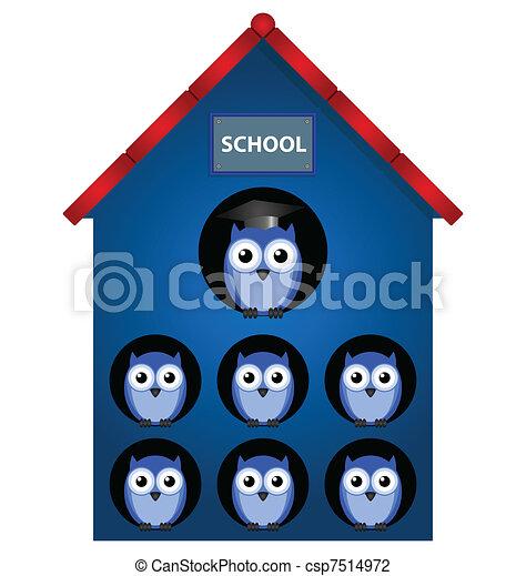 school - csp7514972