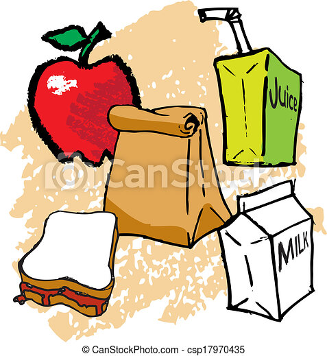 school lunch illustrations and clipart 3 013 school lunch royalty rh canstockphoto com  elementary school cafeteria clipart