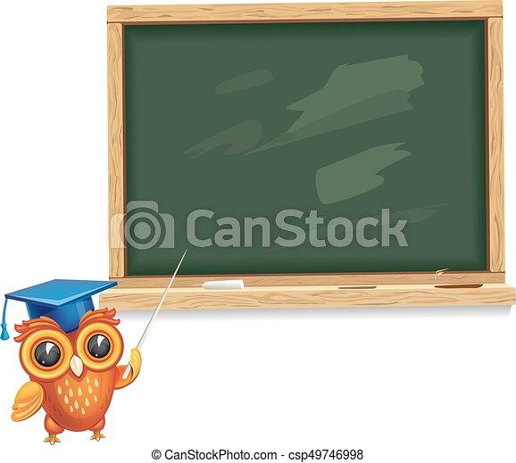 school, ontwerp, back, mal - csp49746998