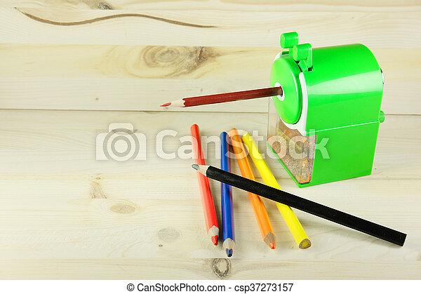 school stationery - csp37273157