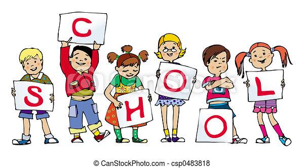 School - csp0483818