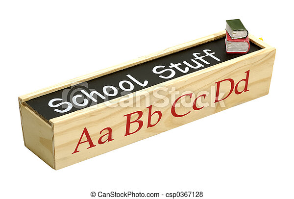 School Stuff - csp0367128