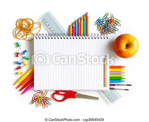 School Stuff - csp39545439