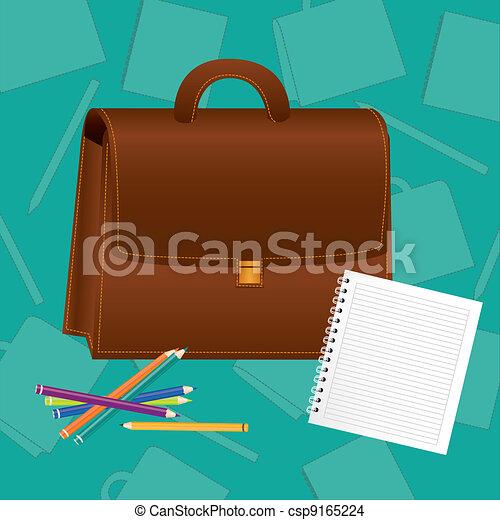 school supplies - csp9165224