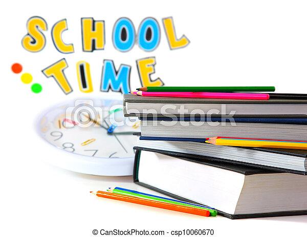 School time - csp10060670