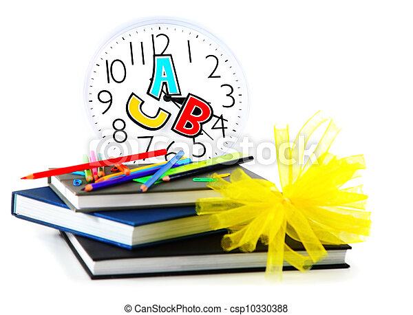 School time - csp10330388