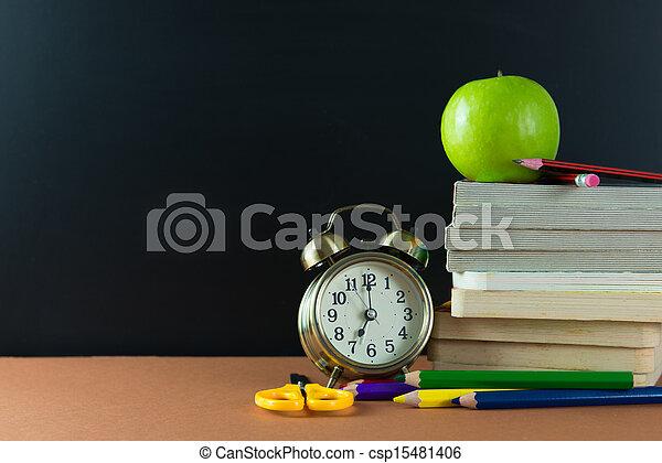 School time - csp15481406