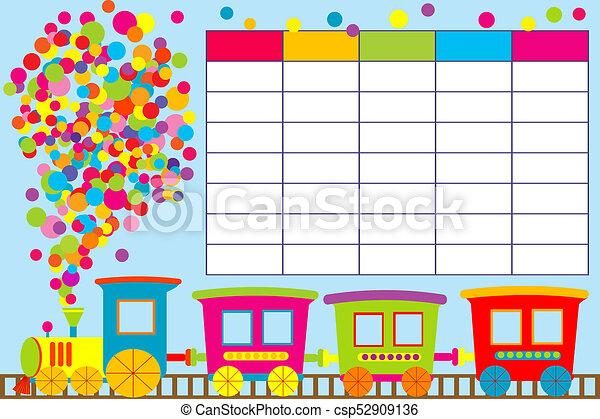 Kids Drawings Calendar