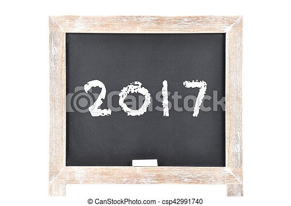 School year 2017 on blackboard - csp42991740