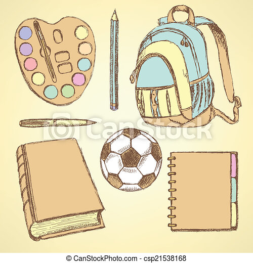 Schule - csp21538168