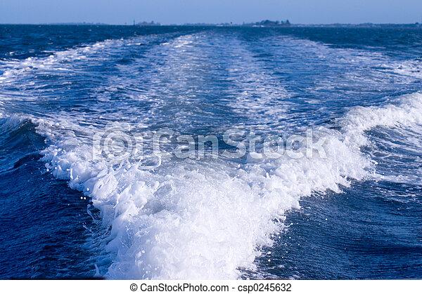 scia, barca - csp0245632