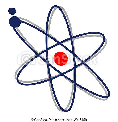 science, icône - csp12015459
