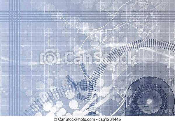 science, ingénierie, résumé, fond, mécanique - csp1284445