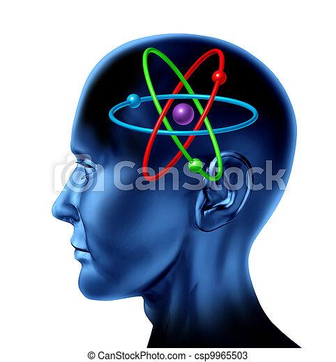 Science Thinking - csp9965503