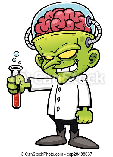 vector illustration of cartoon scientist https www canstockphoto com scientist 28488067 html