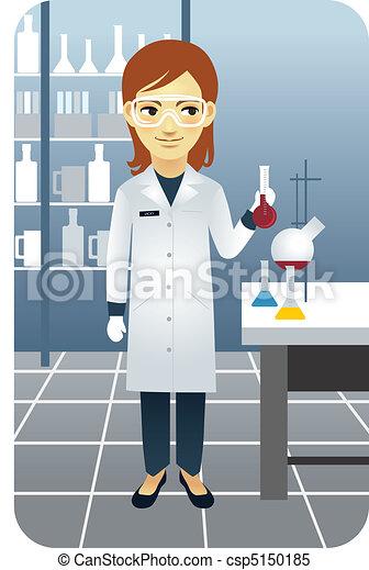 Scientist - csp5150185