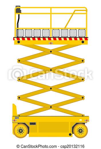 Scissor lift - csp20132116