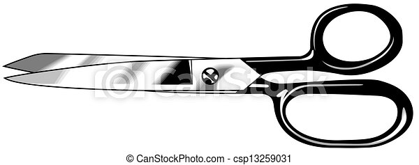 Scissors - csp13259031