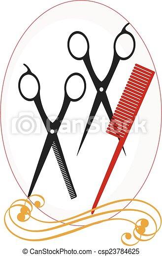 scissors - csp23784625