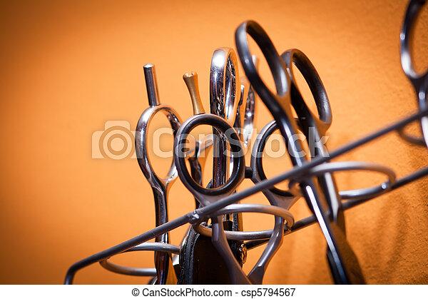 Scissors - csp5794567