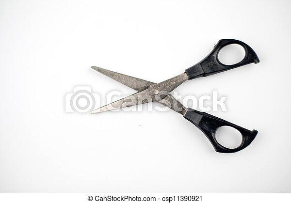 scissors - csp11390921