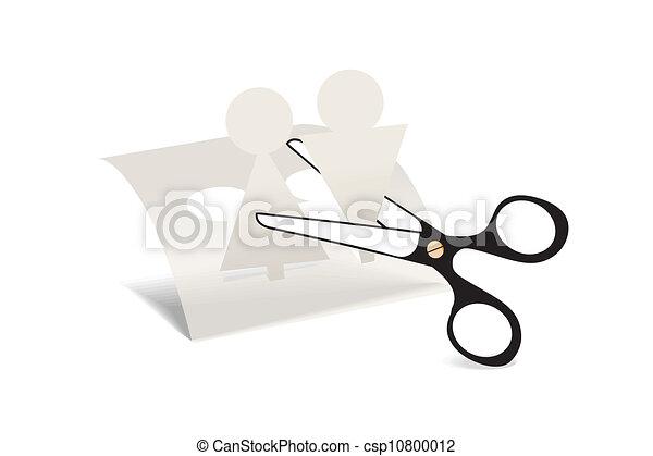Scissors - csp10800012