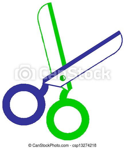 Scissors - csp13274218