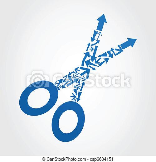 Scissors - csp6604151