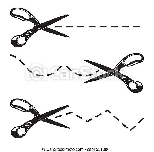 scissors - csp15513801