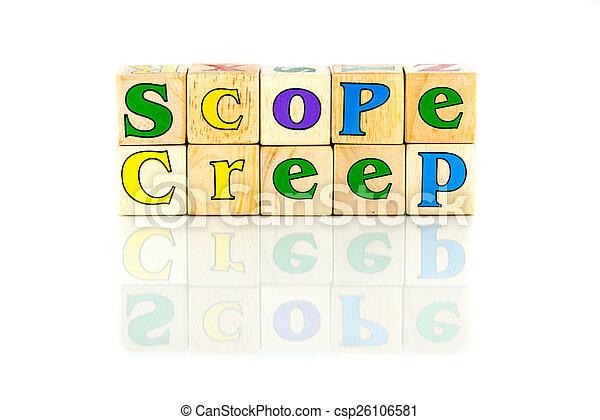 scope creep - csp26106581