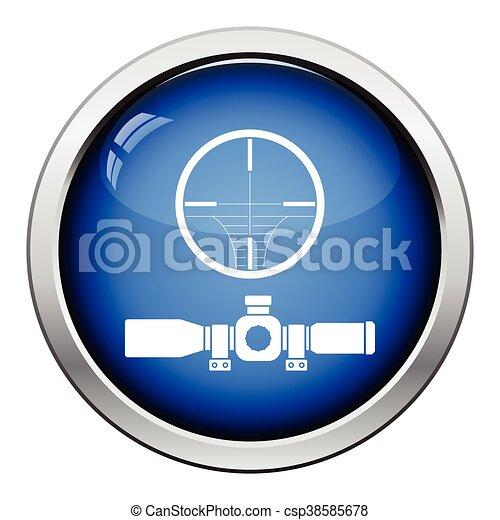 Scope icon - csp38585678