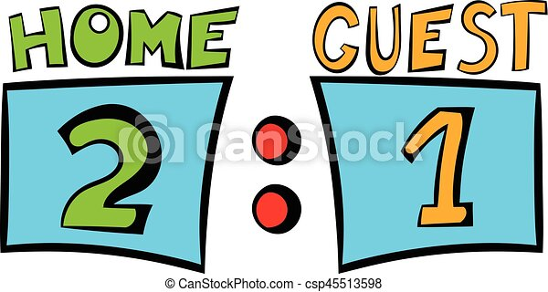scoreboard icon icon cartoon scoreboard icon in icon in cartoon rh canstockphoto com scoreboard clip art images scoreboard clipart